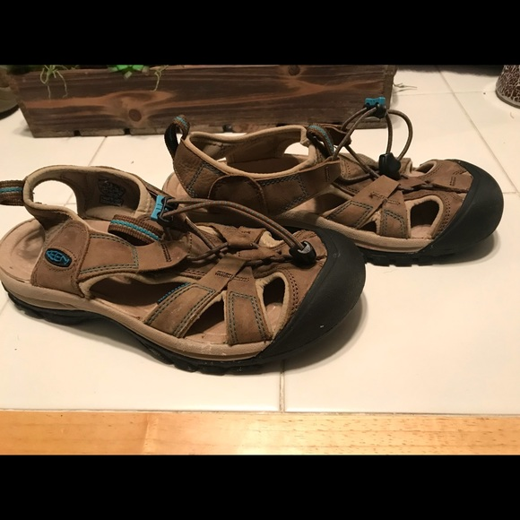 a4316ae77a1 Keen Shoes - Women s Keen Venice Waterproof Sandal. 7.5 M